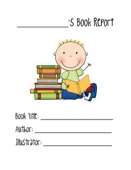 Book report should include